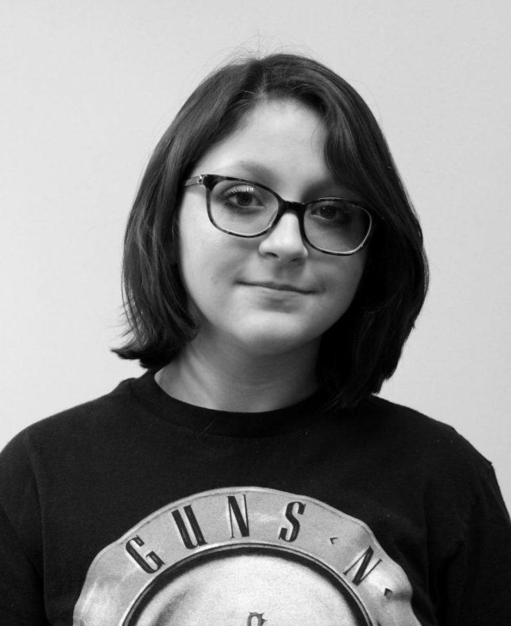 Chloe Brooks – Senior Story