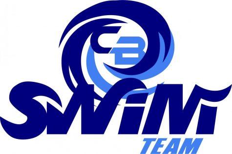 CB Swim Team beats Atlantic.