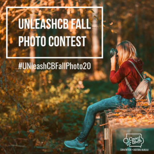 To find out more information, visit https://www.unleashcb.com/sites/FallPhoto20/ (photo credited to the UNleashCB website)