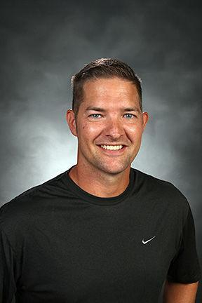 Billy Sanders, one of the IAHPERD teacher of the year winners