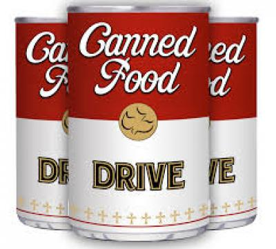 How NHS and DECA are Safely Running Their Annual Canned Food Drive