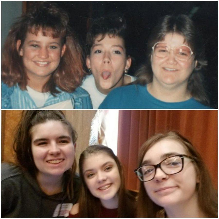 Lori Kopera 88, Barb Carlin 88 Nikki Moreland 88 and Emily Eikenberry 20, Chrisha Doss 22, and Paxton DeVault 21.