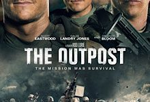 Scott Eastwood as Staff Sergeant Clint Romesha, Orlando Bloom as Captain Benjamin D. Keating, and Caleb Landry Jones as Specialist Ty Carter.
