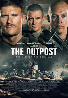 Scott Eastwood as Staff Sergeant Clint Romesha, Orlando Bloom as Captain Benjamin D. Keating, and Caleb Landry Jones as Specialist Ty Carter.