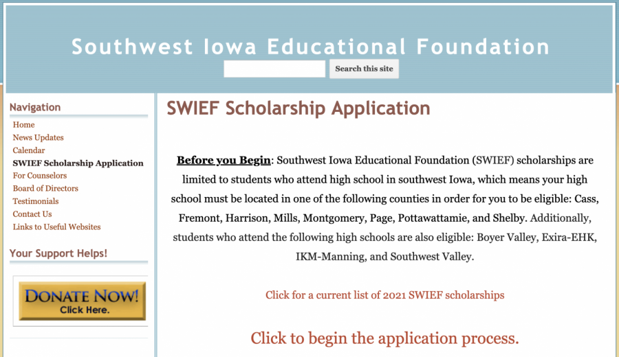 The+SWIEF+scholarship+is+now+available+for+seniors+and+is+open+until+March+15th.