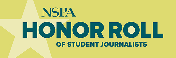 Three Jacket Journalism students inducted into NSPA Honor Roll
