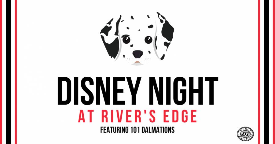 Disney Night At Tom Hanafan River's Edge Park